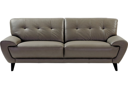 Cindy Crawford Leather Sofa And Throughout Cindy Crawford Sofas (Image 7 of 10)