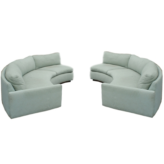 Circular Sectional Sofa | Half Circle Sofa Furniture Http://www Within Semicircular Sofas (Image 1 of 13)