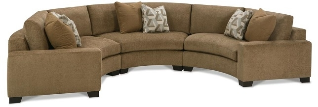 Circular Sectional Sofas Epic Curved Sectional Sofas 18 About Circle With Circular Sectional Sofas (View 4 of 10)