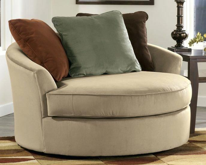 Circular Sofa Chair Wildlyspun Com Inside Round Idea 8 – Kmworldblog Pertaining To Circular Sofa Chairs (Image 3 of 10)