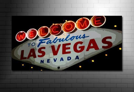 Cityscape Canvas, Fab Las Vegas With Las Vegas Canvas Wall Art (View 9 of 20)