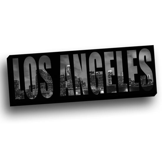 Classy Travel Canvas Prints For Los Angeles Canvas Wall Art (Image 10 of 20)