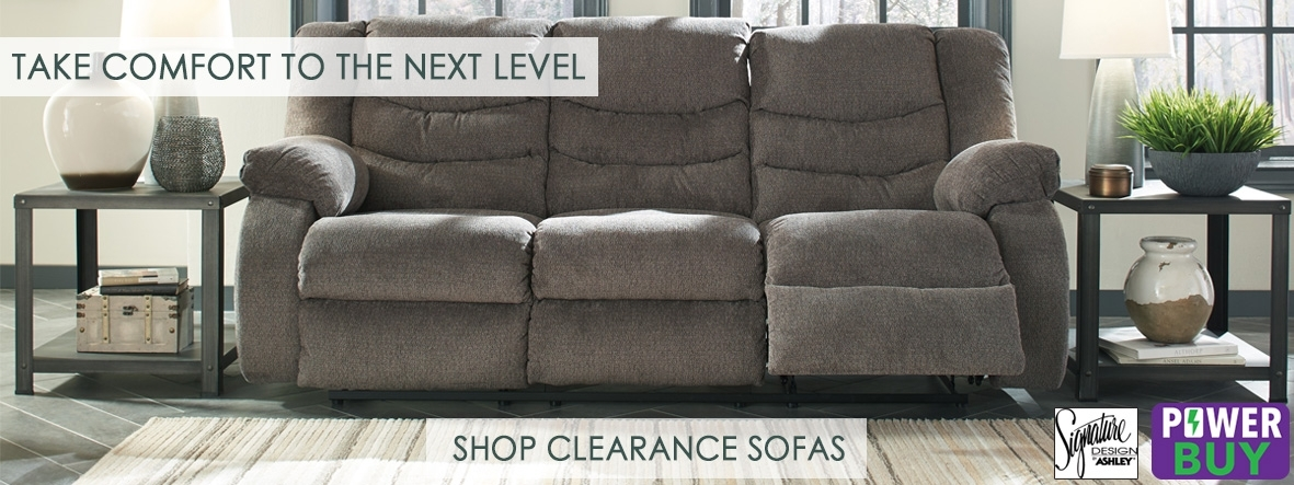 Clearance Center | Wg&r Furniture Pertaining To Green Bay Wi Sectional Sofas (Image 1 of 10)