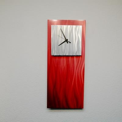 Clocks · Inspiring Art Gallery · Online Store Poweredstorenvy Throughout Abstract Metal Wall Art With Clock (Image 8 of 20)