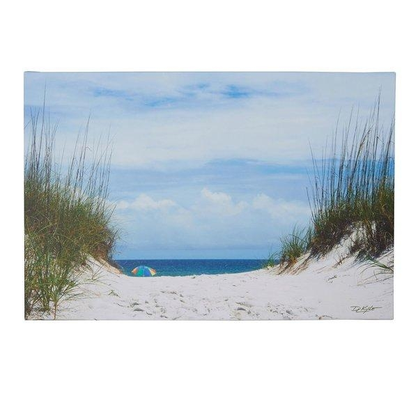 Coastal Wall Art You'll Love | Wayfair Regarding Gold Coast Canvas Wall Art (View 4 of 20)