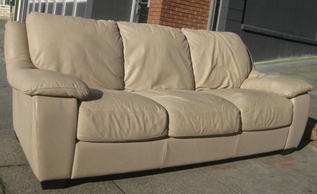 Featured Image of Off White Leather Sofas