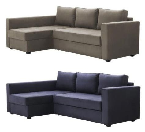 Collection In Sofa Sleeper With Storage Best Images About Ikea On Within Ikea Sectional Sofa Beds (View 3 of 10)