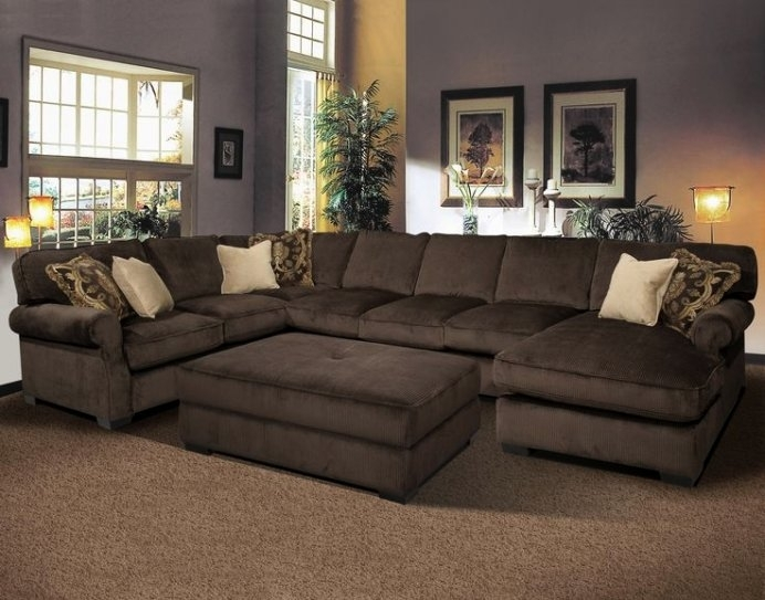 Featured Image of Large Comfortable Sectional Sofas