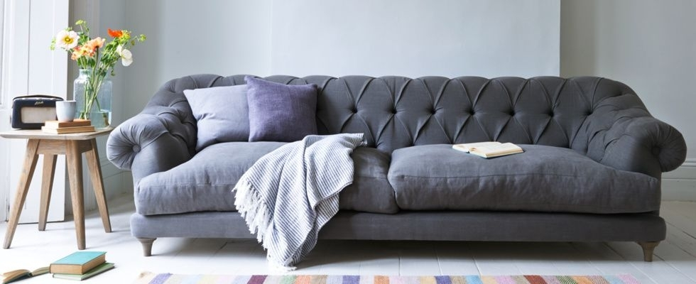Comfy Classic Large Sofas Style Below Products Of Selected Category Intended For Extra Large Sofas (Image 2 of 10)