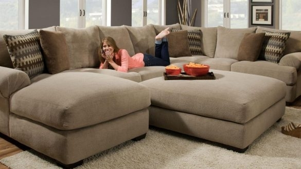 Comfy Sectional Sofa Furniture | Www (Image 2 of 10)