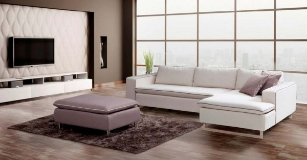 Como Sectional Sofa | Bijan Interiors | Toronto's Modern Furniture Store Intended For Sectional Sofas In Toronto (Image 2 of 10)