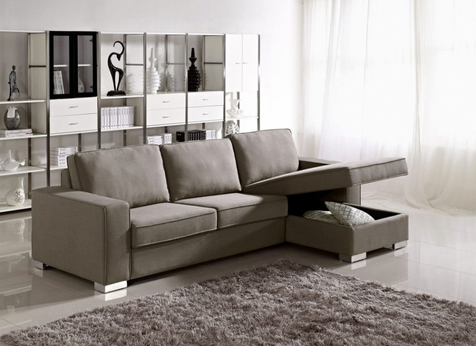 Condo Sectional Sectional Sofas Apartment Size Sectionals Homesfeed Regarding Sectional Sofas For Condos (Image 2 of 10)