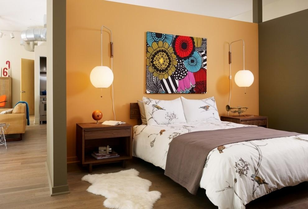 Contemporary Canvas Wall Art Bedroom — Contemporary Within Bedroom Canvas Wall Art (Image 12 of 20)