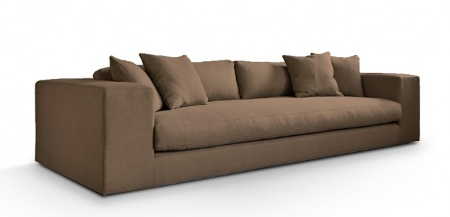 Contemporary Sofa – Straton   4 Seater   Funique.co (Image 3 of 10)