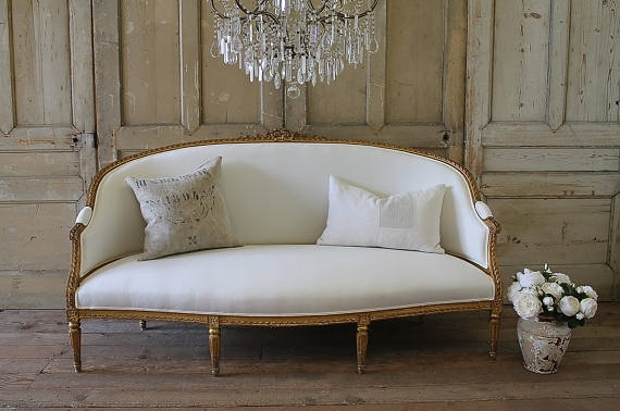 Country French Style Sofa – Hymns And Verses Pertaining To French Style Sofas (Image 3 of 10)