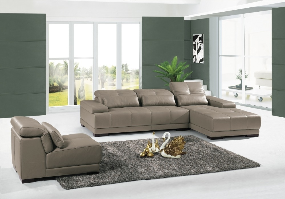 Cow Genuine Leather Sofa Set Living Room Sofa Furniture Couch Sofas In Living Room Sofa Chairs (Image 1 of 10)