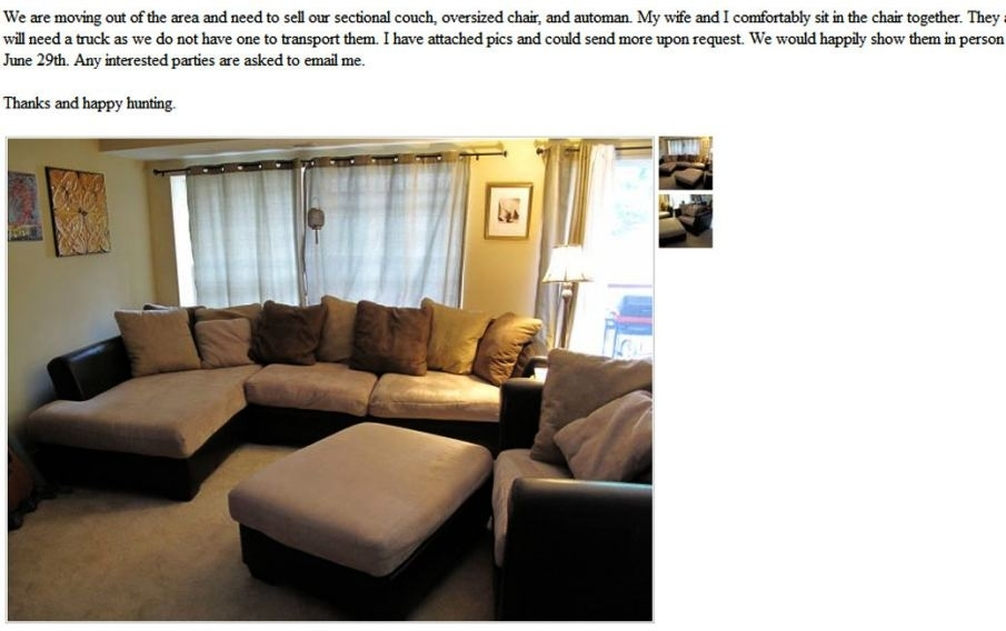 Craigslist Sofa Wilmington Nc Centerfieldbarcom ( Free Sofa Regarding Wilmington Nc Sectional Sofas (Image 4 of 10)