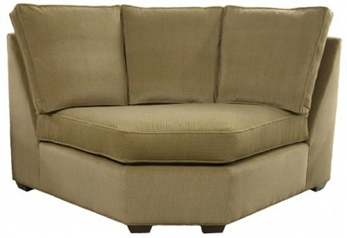 Crawford Sectional Sofa Curved Corner Wedge Carolina Chair North In North Carolina Sectional Sofas (View 10 of 10)