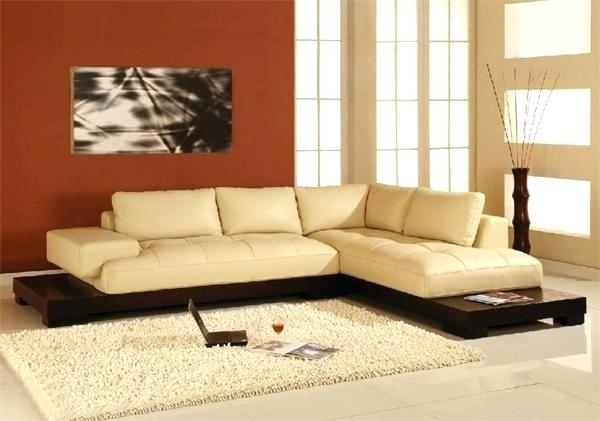 Cream Colored Couch Amazing Cream Colored Leather Sofa With Details For Cream Colored Sofas (Image 2 of 10)