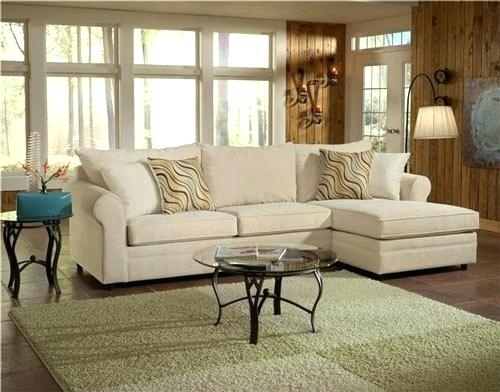 Cream Colored Couch Casual Sectional Sofa Elegant For Inspirations 1 Regarding Cream Colored Sofas (Image 3 of 10)