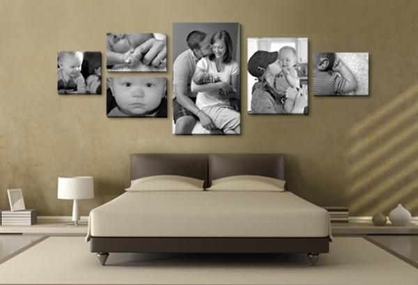 Create Gallery Wrapped Canvas With Canvas Now – Pictures On Canvas In Groupings Canvas Wall Art (Image 7 of 20)