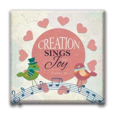 Creation Sings For Joy Canvas Wall Art – Christianbook Throughout Joy Canvas Wall Art (Image 2 of 20)