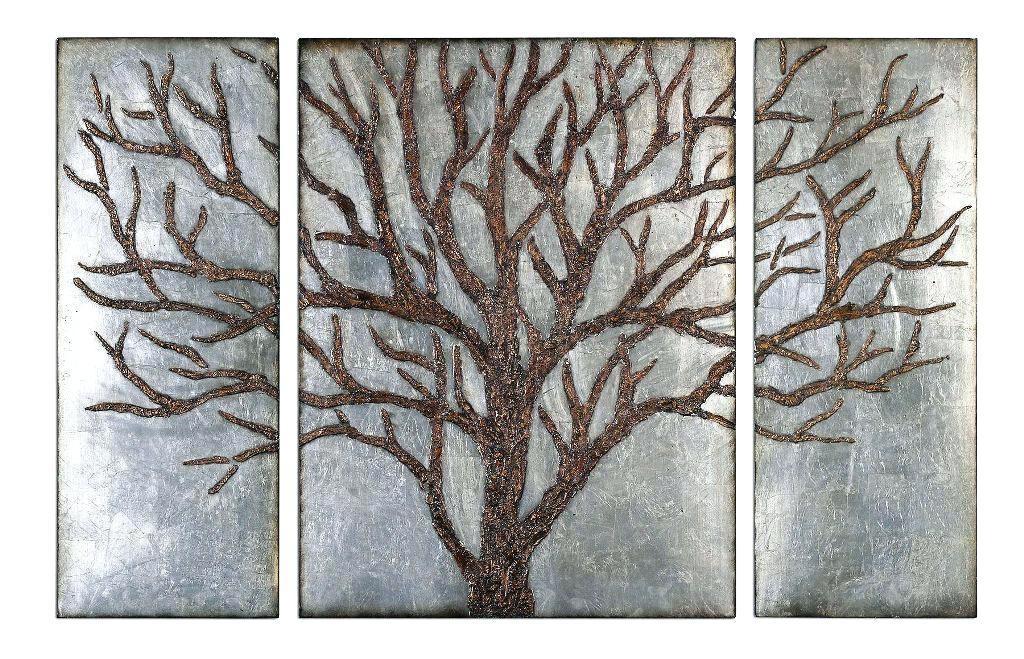 Creative Rustic Wall Art Ideas Home Designs Insight Canvas Inside Rustic Canvas Wall Art (Image 8 of 20)