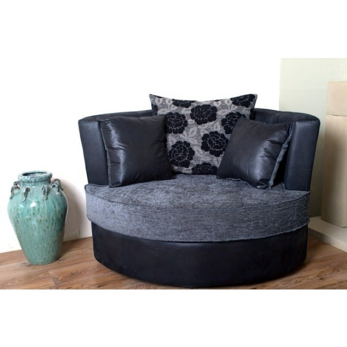 Cuddle Chair Sofas | Functionalities For 3 Seater Sofas And Cuddle Chairs (Image 3 of 10)
