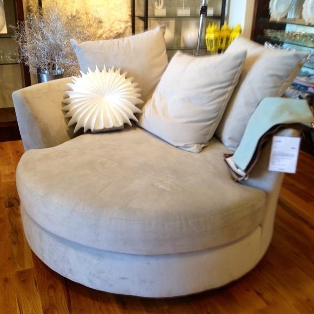 Cuddler Swivel Sofa Chair – Home And Textiles Pertaining To Cuddler Swivel Sofa Chairs (Image 3 of 10)