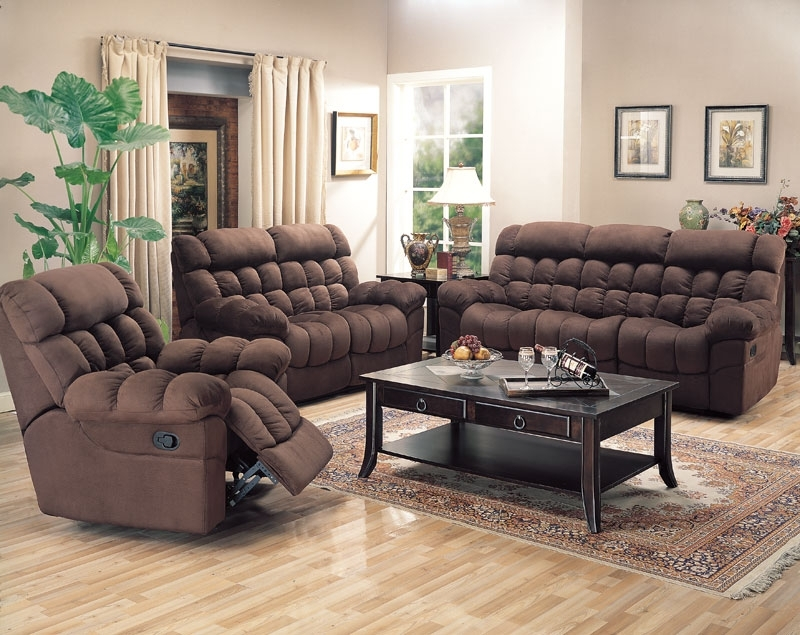 D177 600401+2+3 Regency Furniture Living Room By Regency Furniture Pertaining To Overstuffed Sofas And Chairs (Image 6 of 10)