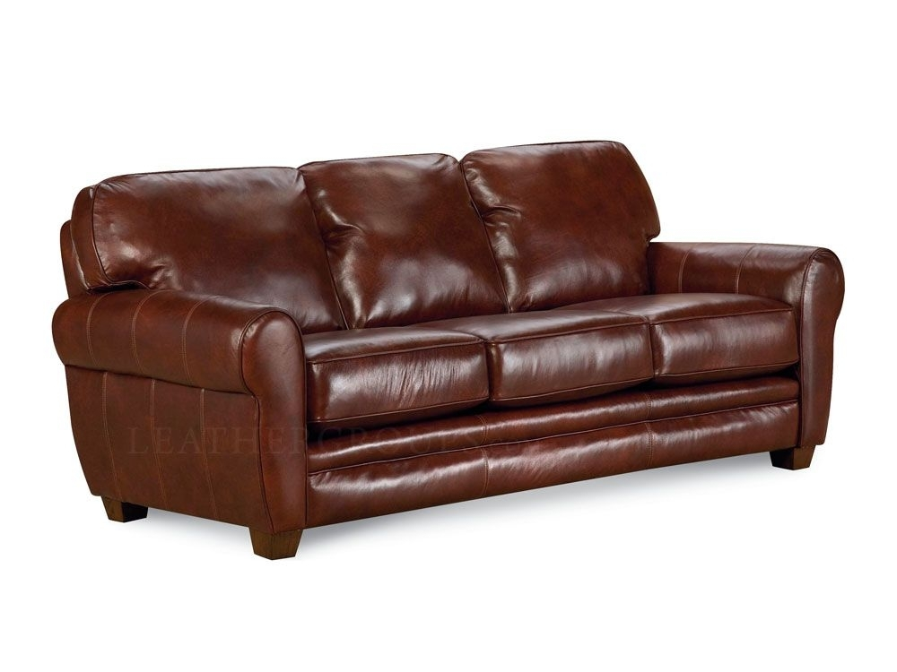 Dalton Leather Sofalane Furniture – 639 | For The Home With Lane Furniture Sofas (Image 3 of 10)