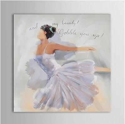 Dance Paintings : Cheap Oil Paintings|Paintings For Sale|Wall Art Pertaining To Dance Canvas Wall Art (Image 9 of 20)