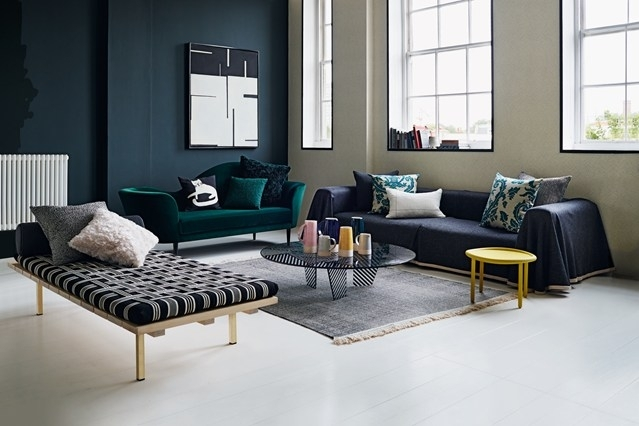 Dark Blue Sofa – Mindandother Within Dark Blue Sofas (Image 6 of 10)