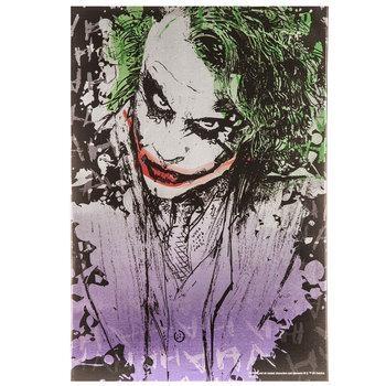 Dark Knight Joker Canvas Wall Decor | Hobby Lobby | 1305358 Intended For Canvas Wall Art At Hobby Lobby (View 19 of 20)