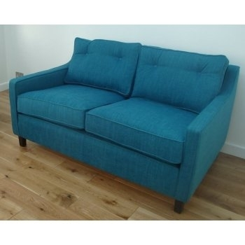 Davy Small 2 Seater Sofa – From Home Of The Sofa Limited Uk Inside Small 2 Seater Sofas (Image 6 of 10)