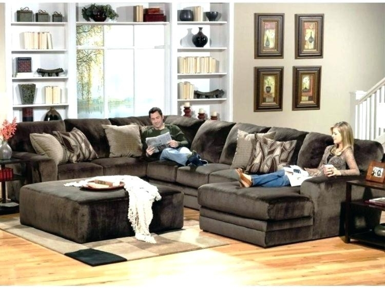 Decor With Sectional Decorations Living Room Design With Sectional Pertaining To Sectional Sofas Decorating (Image 2 of 10)