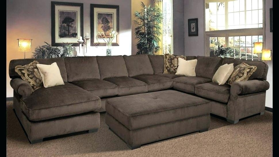Deep Cushion Couch – Getanyjob.co With Deep Cushion Sofas (Photo 6 of 10)