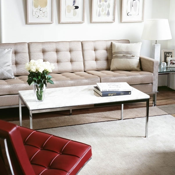 Design Classics #40: Florence Knoll Sofa – Mad About The House Pertaining To Florence Knoll Living Room Sofas (Image 1 of 10)