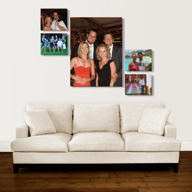 Featured Image of Groupings Canvas Wall Art