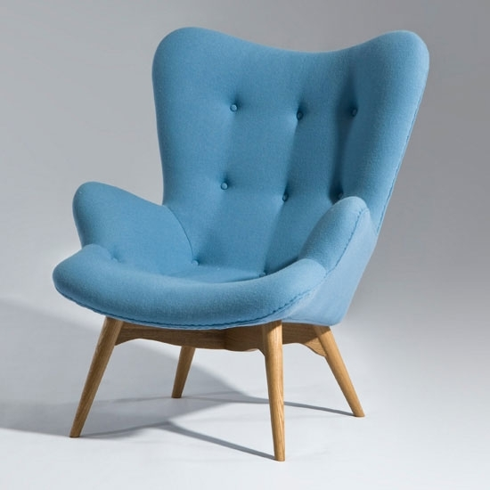 Designer Contemporary Furniture Prepossessing Modern Furniture Chair Within Contemporary Sofas And Chairs (Image 2 of 10)