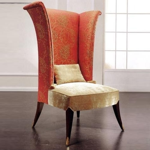 Designer High Back Sofa Chair At Rs 9000 /piece | सोफा, सोफा Throughout High Back Sofas And Chairs (Image 2 of 10)