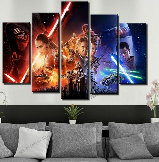 Designs : 5 Piece Canvas Wall Art Australia Also 5 Piece Canvas With Canvas Wall Art In Australia (Image 13 of 20)