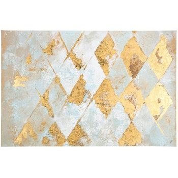 Diamond Abstract Canvas Wall Decor | Hobby Lobby | 1465848 Throughout Hobby Lobby Abstract Wall Art (Image 10 of 20)