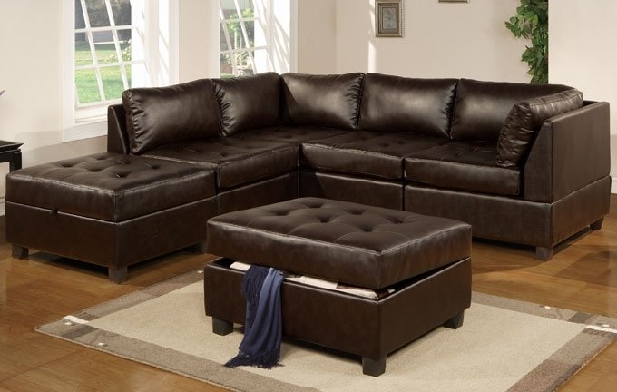 Discount Leather Sectional Sofa Living Room | Cintascorner Discount Regarding Sectional Sofas At Chicago (View 10 of 10)