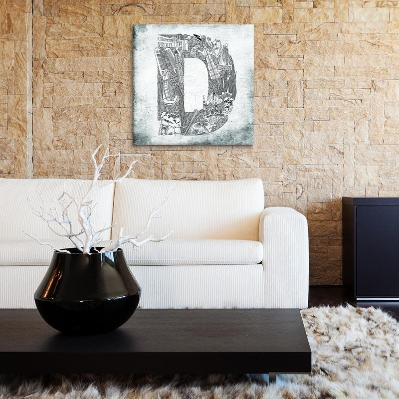 District17: Dubai Canvas Wall Art: Canvas Wall Art With Dubai Canvas Wall Art (Image 11 of 20)