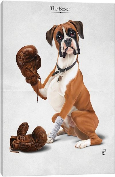 Dogs Canvas Art — Icanvas Pertaining To Dogs Canvas Wall Art (Image 11 of 20)