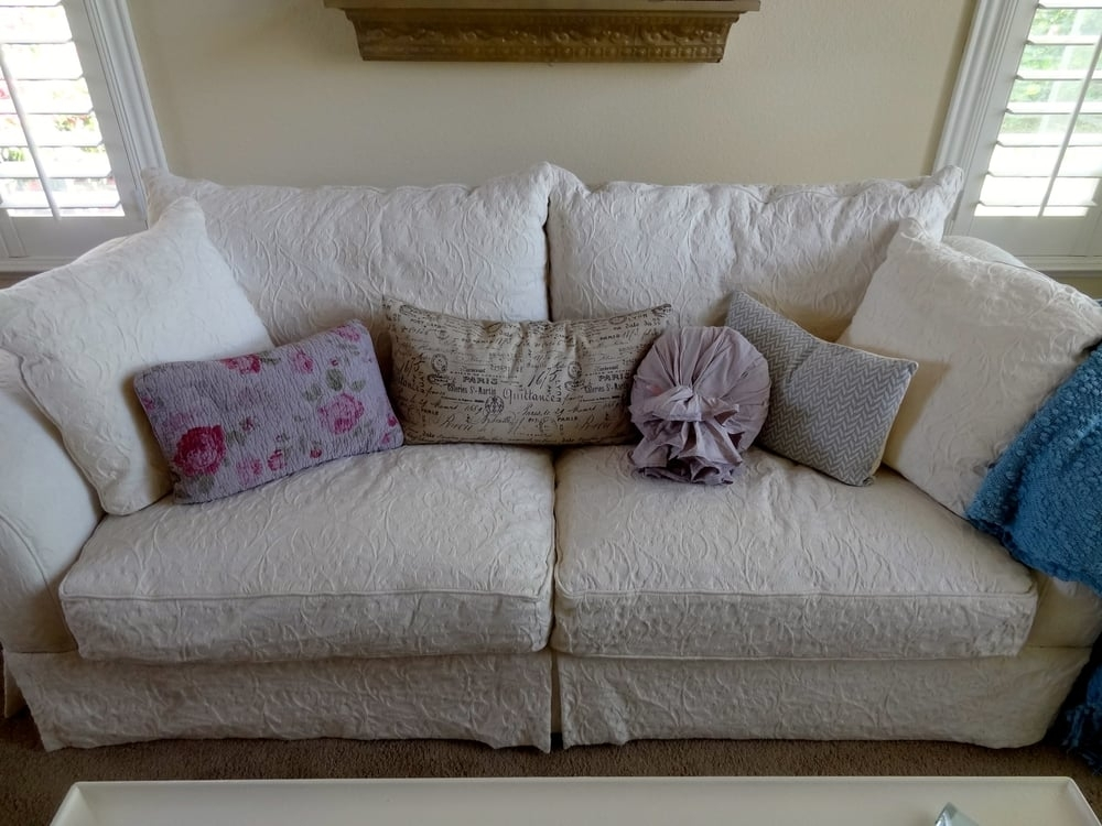 Down Filled Sofa Purobrand Co Popular Throughout 4 | Lofihistyle Throughout Down Filled Sofas (Image 4 of 10)
