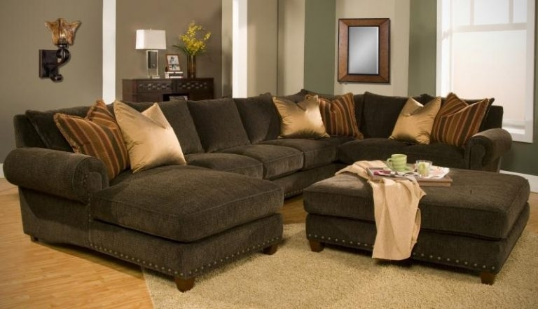 Featured Image of Down Sectional Sofas