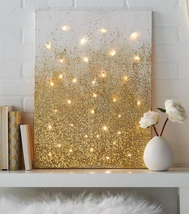 Download Glitter Wall Art | Himalayantrexplorers Within Glitter Canvas Wall Art (Image 6 of 20)