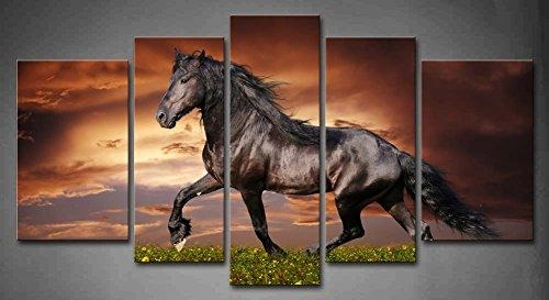 Download Wall Art Horses | Himalayantrexplorers For Horses Canvas Wall Art (Image 8 of 20)